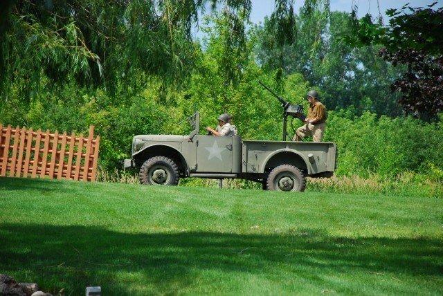 1955 Jeep  Image 40