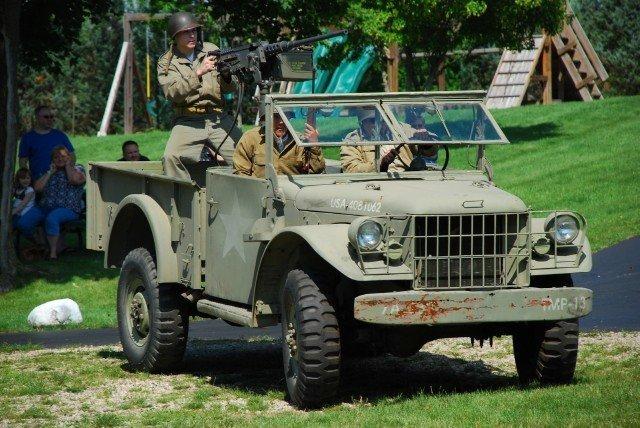 1955 Jeep  Image 41