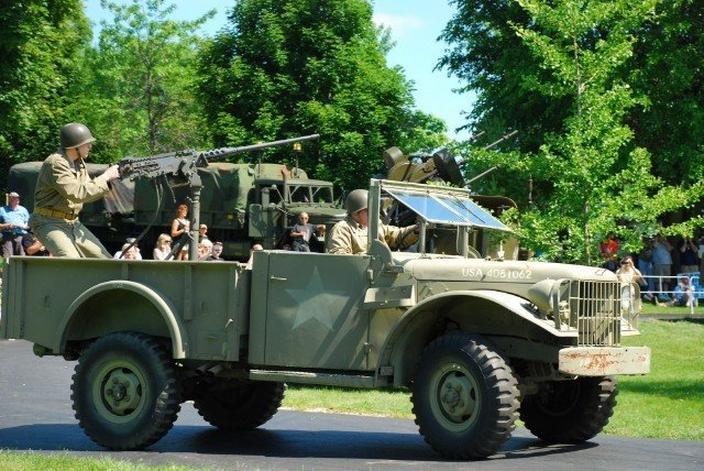 1955 Jeep  Image 43