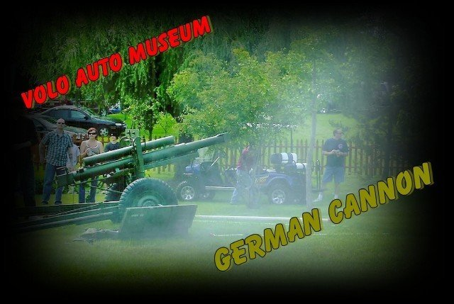 German Cannon Image 1