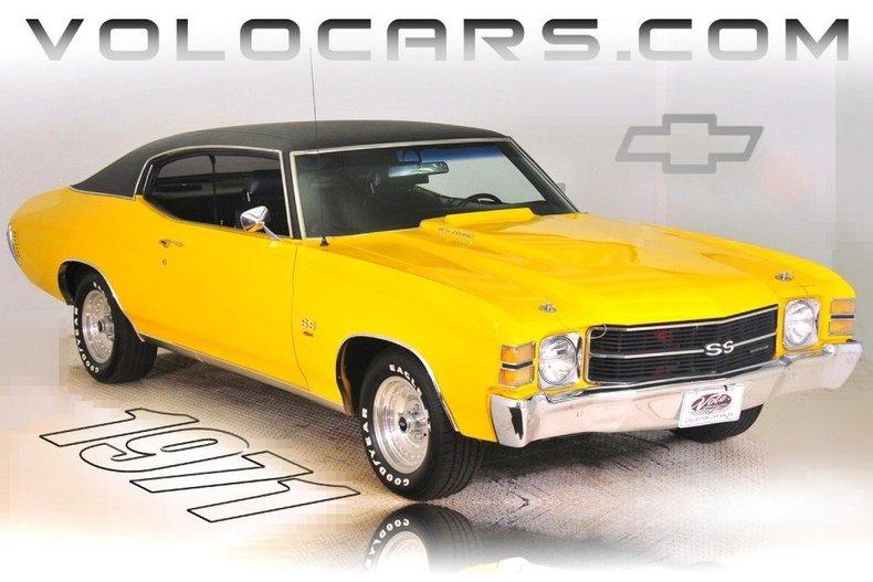 1971 Chevrolet Chevelle Image 1