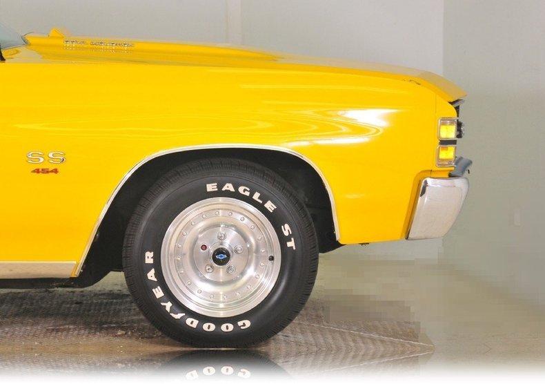 1971 Chevrolet Chevelle Image 11
