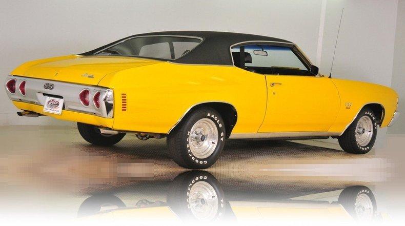 1971 Chevrolet Chevelle Image 13