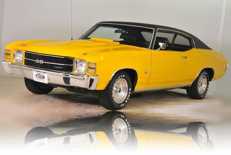 1971 Chevrolet Chevelle Image 18