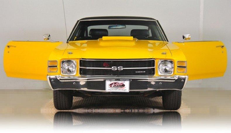 1971 Chevrolet Chevelle Image 25