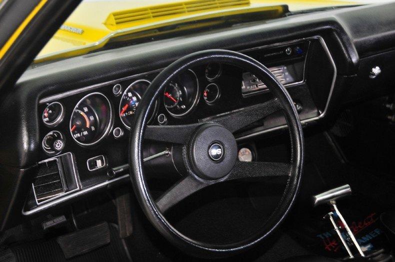 1971 Chevrolet Chevelle Image 39