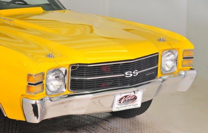 1971 Chevrolet Chevelle Image 45
