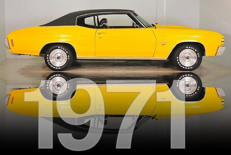 1971 Chevrolet Chevelle Image 49