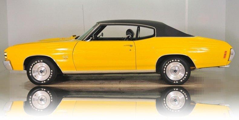 1971 Chevrolet Chevelle Image 59