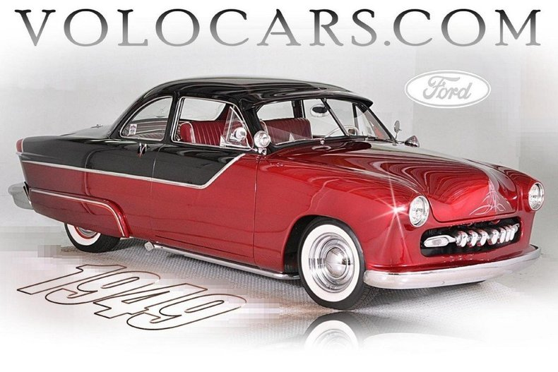 1949 Ford Custom Image 1