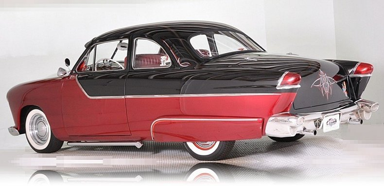 1949 Ford Custom Image 3