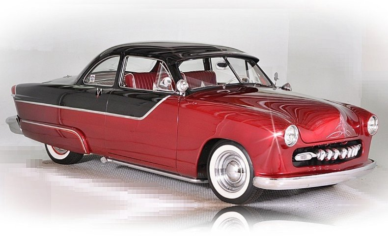 1949 Ford Custom Image 10