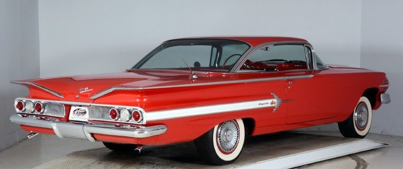 1960 Chevrolet Impala Image 3
