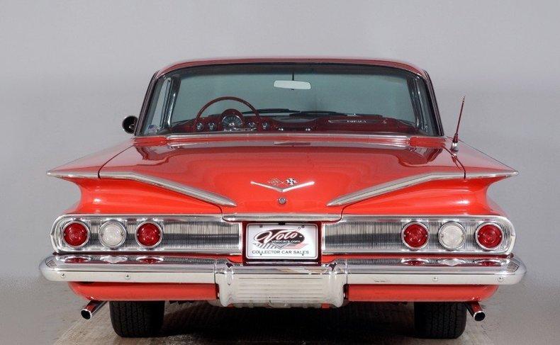 1960 Chevrolet Impala Image 32
