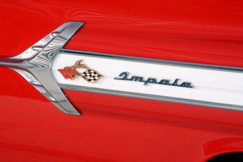 1960 Chevrolet Impala Image 40