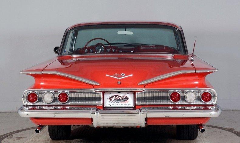 1960 Chevrolet Impala Image 51