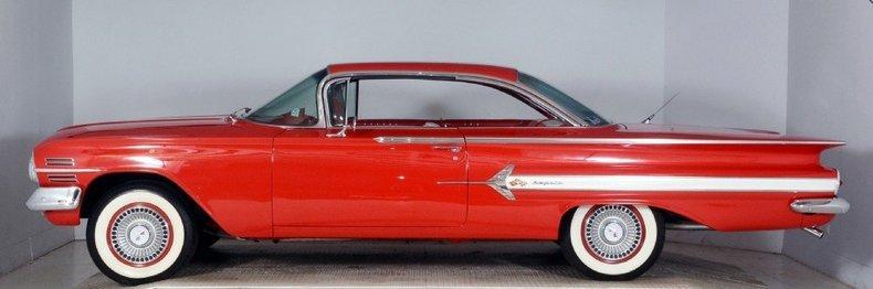 1960 Chevrolet Impala Image 60