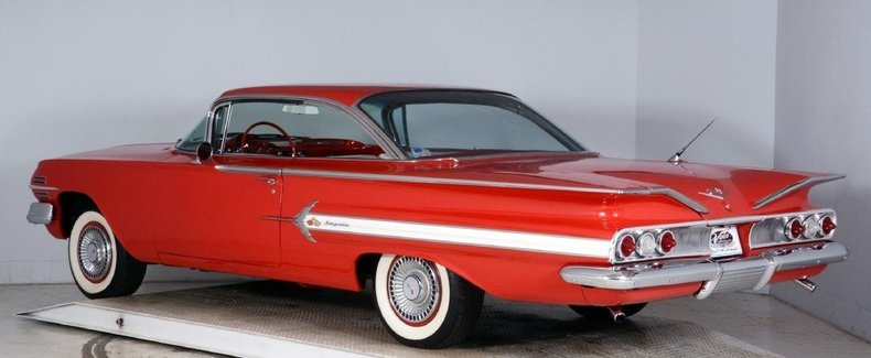 1960 Chevrolet Impala Image 66