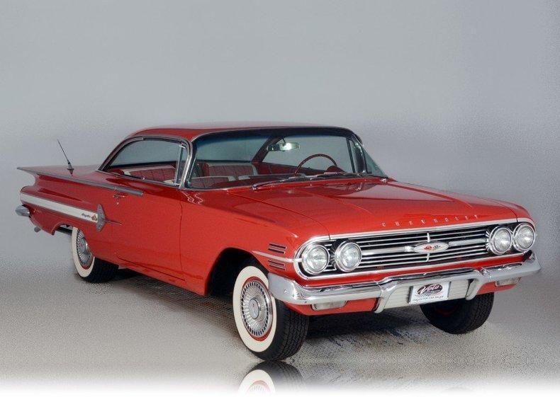 1960 Chevrolet Impala Image 68