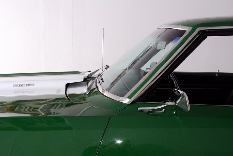 1969 Chevrolet Camaro Image 20