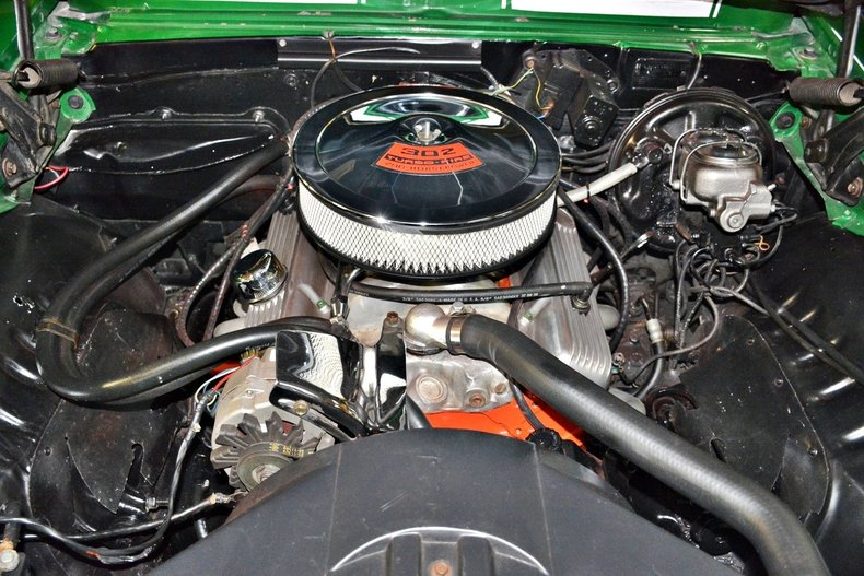 1969 Chevrolet Camaro Image 27