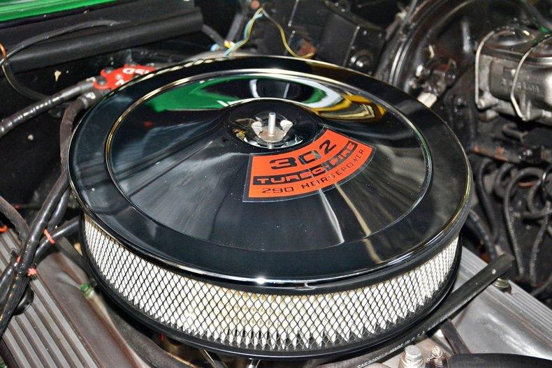 1969 Chevrolet Camaro Image 53