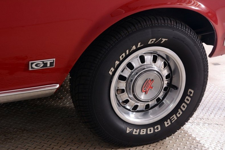 1968 Ford Mustang Image 16