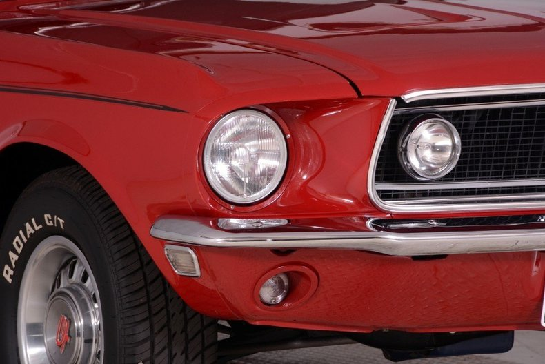 1968 Ford Mustang Image 24