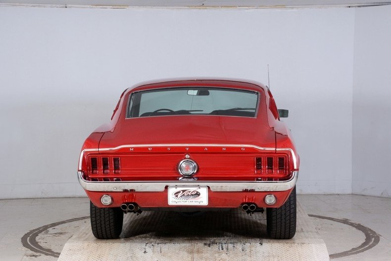 1968 Ford Mustang Image 27