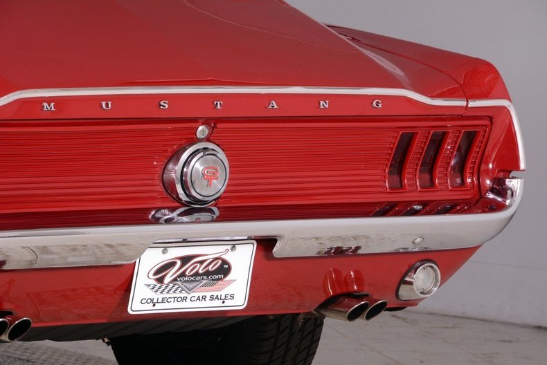 1968 Ford Mustang Image 30