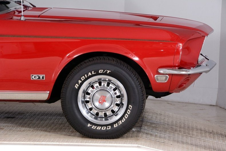 1968 Ford Mustang Image 32