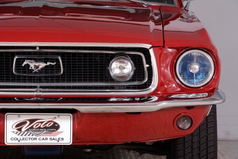 1968 Ford Mustang Image 42