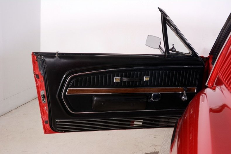 1968 Ford Mustang Image 50