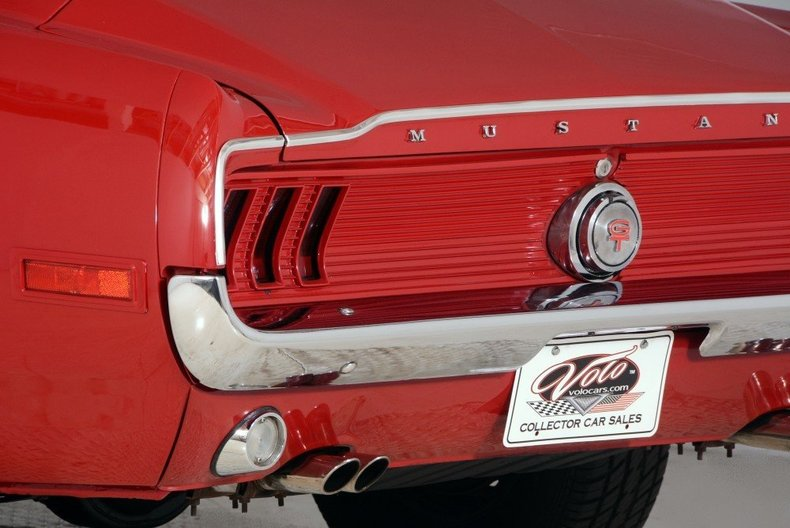 1968 Ford Mustang Image 60