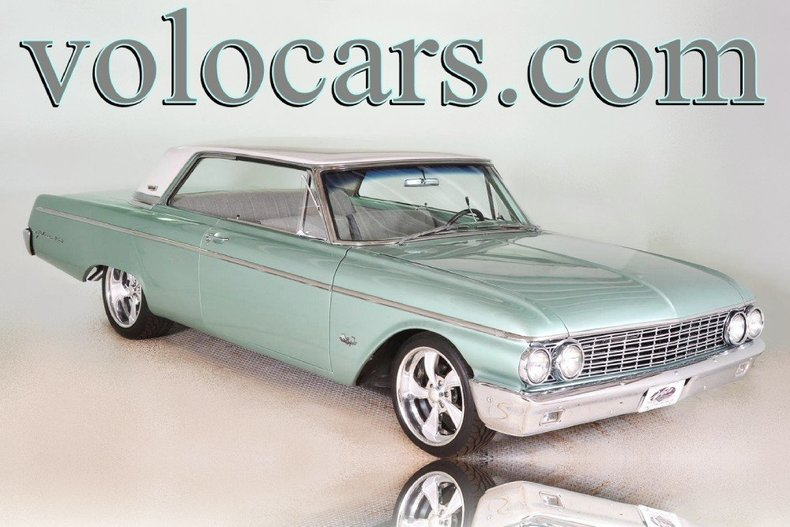 1962 Ford Galaxie 500 Image 1