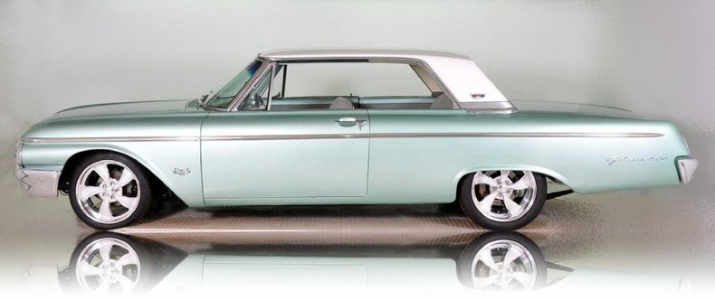1962 Ford Galaxie 500 Image 3