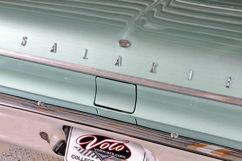 1962 Ford Galaxie 500 Image 16