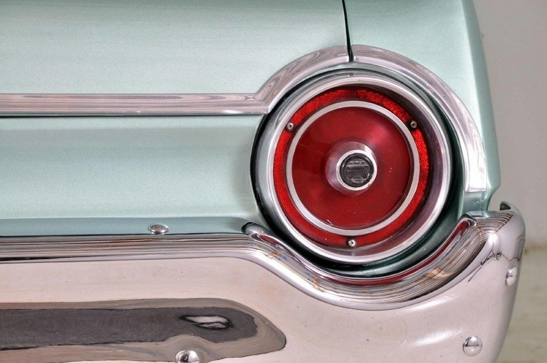 1962 Ford Galaxie 500 Image 38