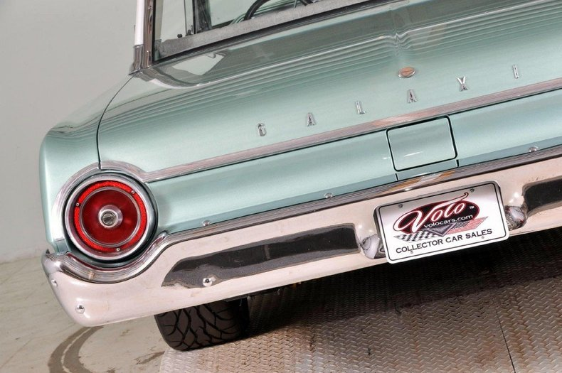 1962 Ford Galaxie 500 Image 49
