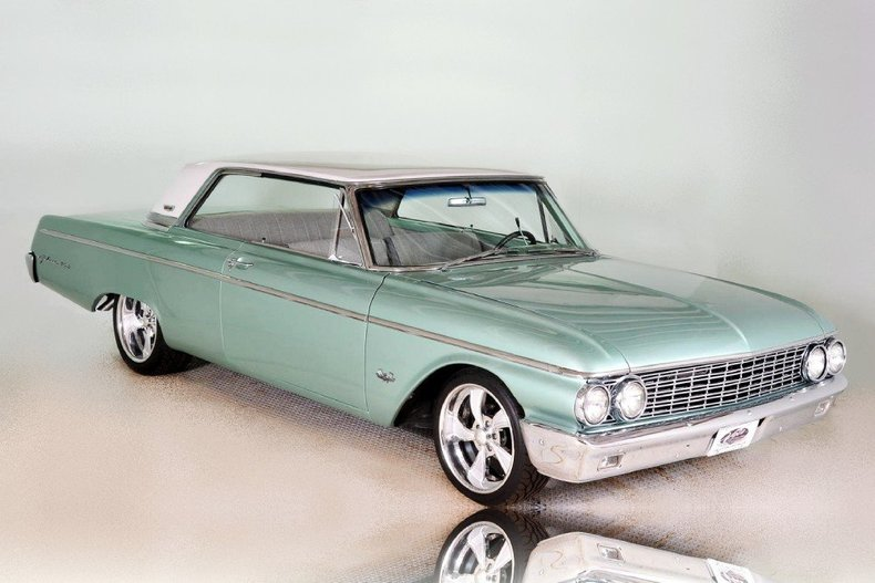 1962 Ford Galaxie 500 Image 73