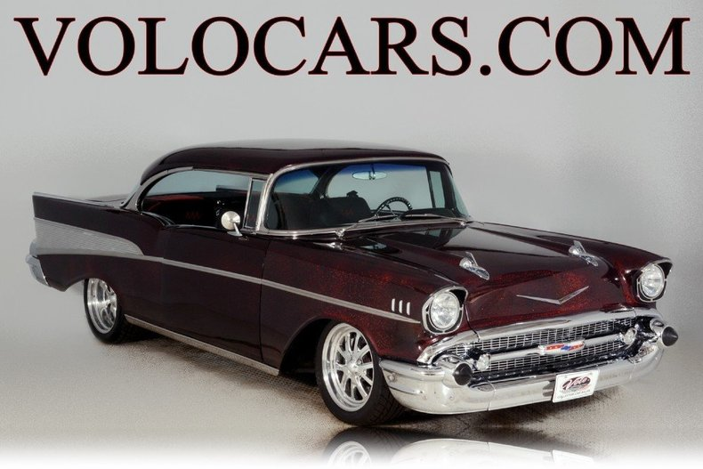 1957 Chevrolet Bel Air Image 1