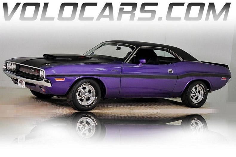 1970 Dodge Challenger Image 2