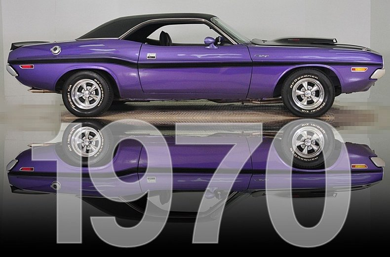 1970 Dodge Challenger Image 34
