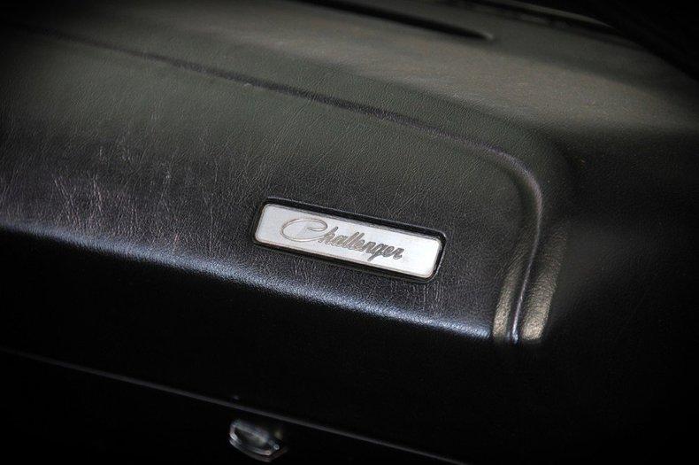 1970 Dodge Challenger Image 45