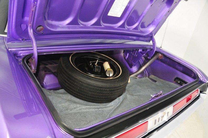 1970 Dodge Challenger Image 47