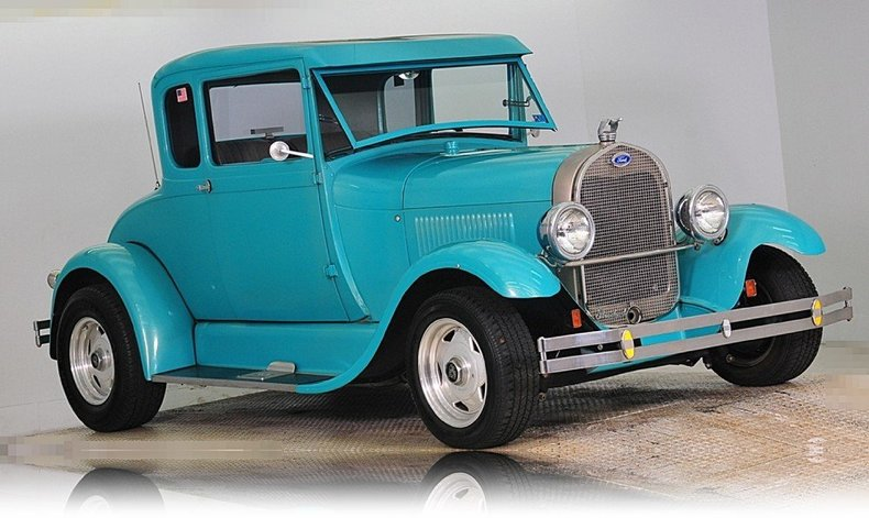1928 Ford Model A Image 33