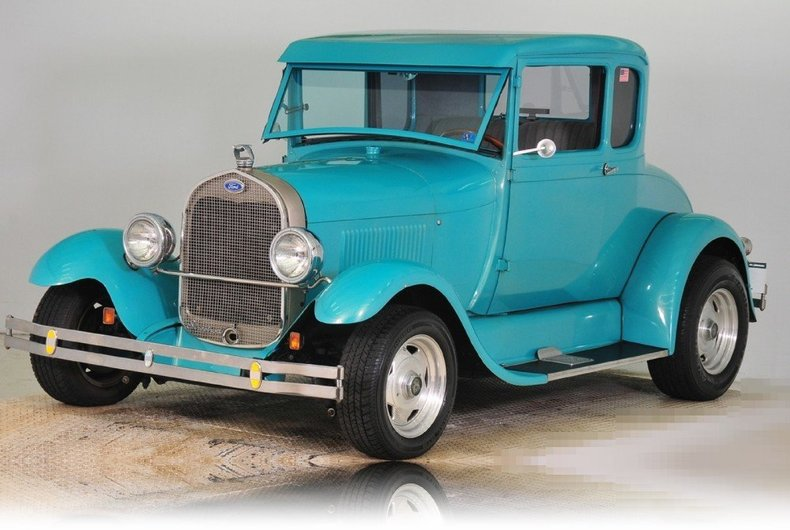 1928 Ford Model A Image 41