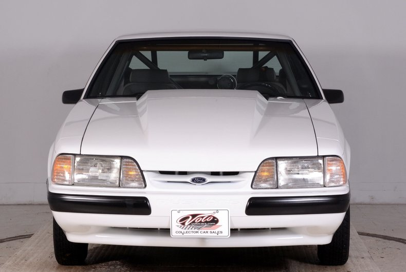 1991 Ford Mustang Image 19