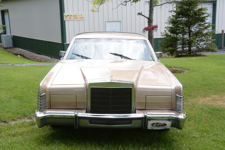 1979 Lincoln  Image 17
