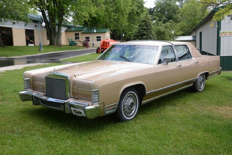 1979 Lincoln  Image 22